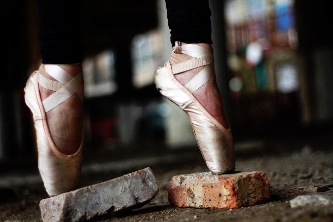 ballet between wisdom and wealth