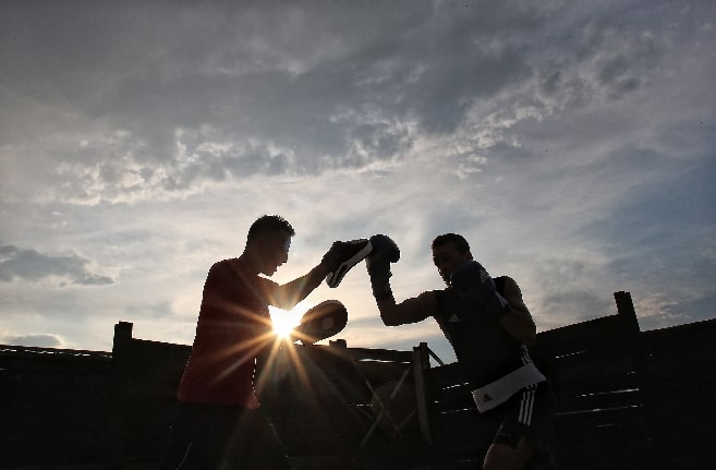 marriage is like boxing; get ex back with law of attraction